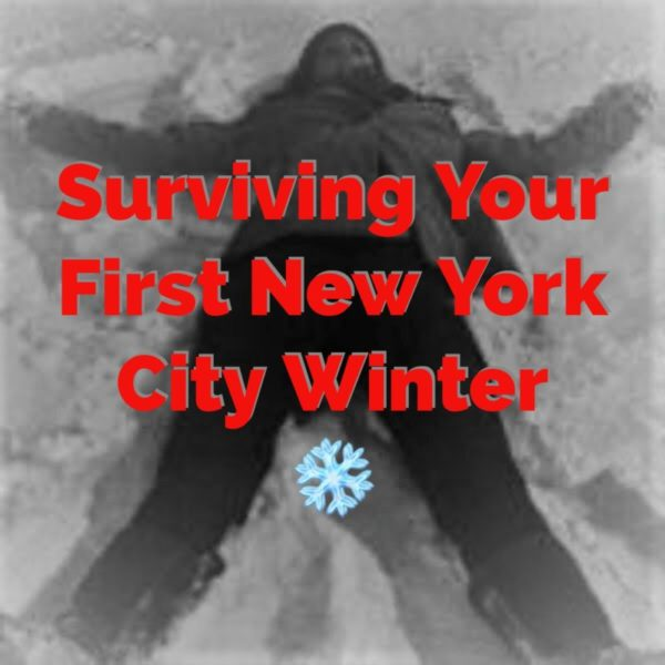 Surviving Your First NYC Winter
