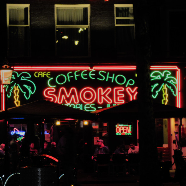 Coffee Shop, Amsterdam - The Secret of Amsterdam