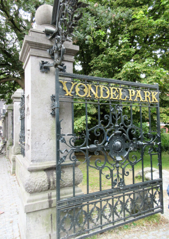 Vondelpark, Amsterdam - The Secret of Amsterdam