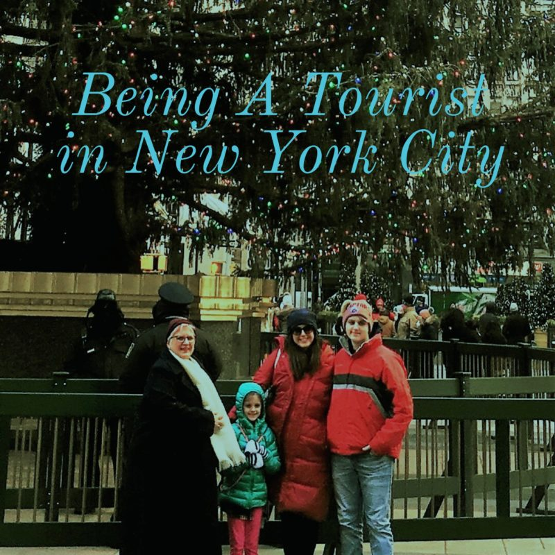 A Tourist in New York City